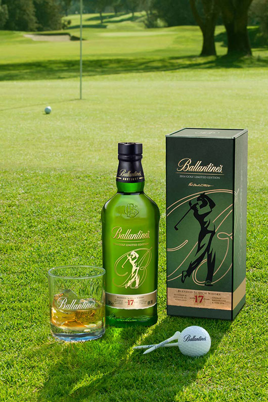 Ballantine's 17 2014 Golf Limited Edition