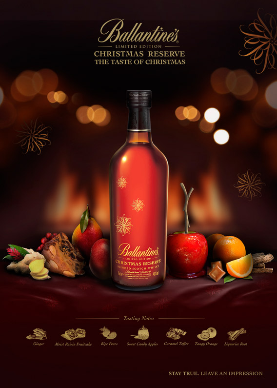 Ballantine's Christmas Reserve Limited Edition